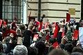 25. výročí Sametové revoluce na Albertově v Praze 2014 (43).JPG