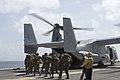26th MEU Marines, Sailors depart the USS Kearsarge for relief efforts in U.S. Virgin Islands 170911-M-IZ659-0033.jpg