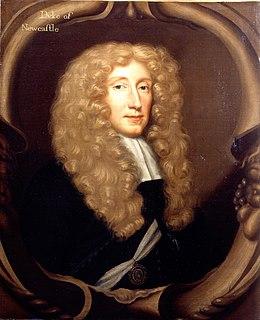 Henry Cavendish, 2nd Duke of Newcastle English politician