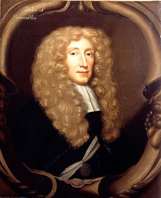 Henry Cavendish, 2nd Duke of Newcastle - The Duke of Newcastle.