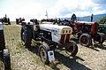 3ème Salon des tracteurs anciens - Moulin de Chiblins - 18082013 - Tracteur David Brown 880 A - 1969 - droite.jpg