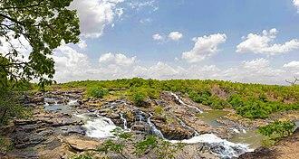 Gurara Waterfalls - 3- The Gurara Falls