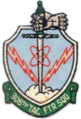 308th Tactical Fighter Squadron - 1960 - Emblem.png