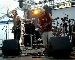 30Y Hungarian alternative rock band