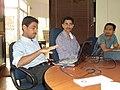 36 Bangalore Wiki Meetup3.JPG
