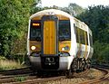 375811 and 375 number 708 Sittingbourne to London Victoria 1P40 (29737956314).jpg