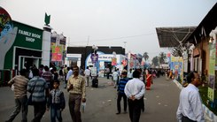 Податотека:40th International Kolkata Book Fair - Milan Mela Complex - Kolkata 2016-02-02 0612.ogv