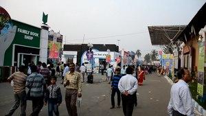 File:40th International Kolkata Book Fair - Milan Mela Complex - Kolkata 2016-02-02 0612.ogv