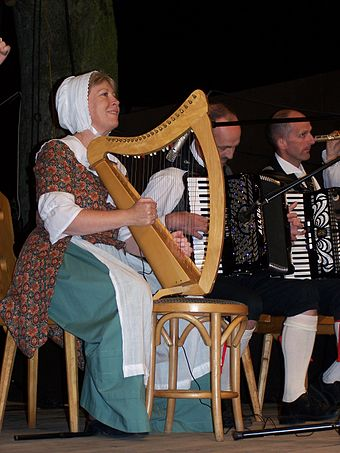 rencontres internationales harpe celtique