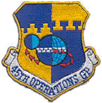 45th Operations Group - Image: 45th Operations Group Emblem