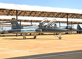 49th Fighter Training Squadron - T-38 - Columbus AFB MS.jpg