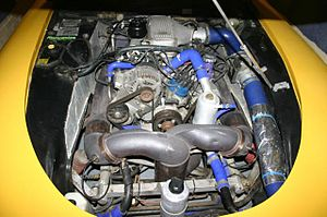TVR Griffith - 1996 5.0 litre V8