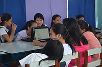 5th Waray Wikipedia Edit-a-thon 11.JPG