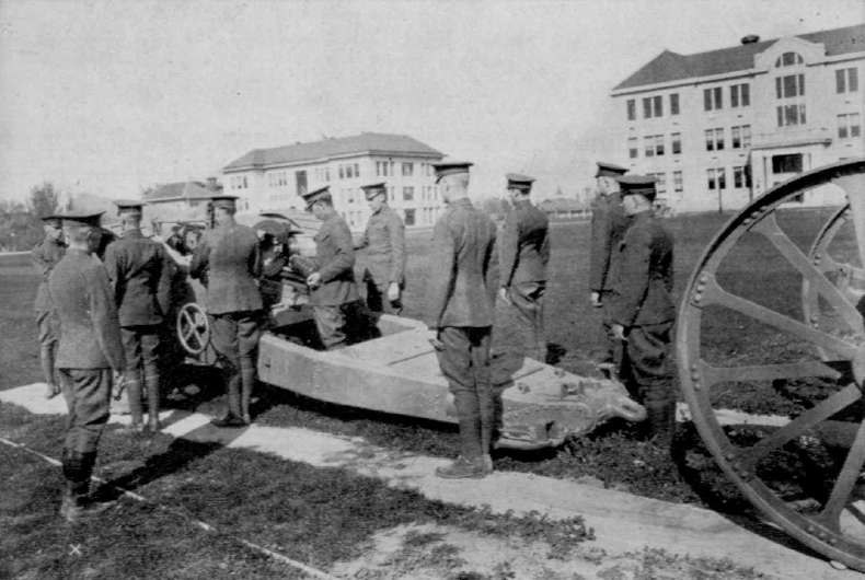 8in-howitzer-drill-agricultural-college-of-utah-CAJ192202