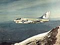 A-7B Corsair II of VA-15 in flight c1973.jpg