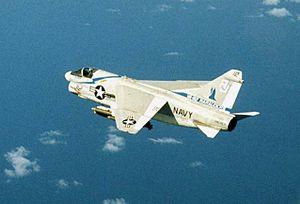 VFA-82 - VA-82 A-7C over Vietnam