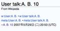 A. B. 10 User talk.png