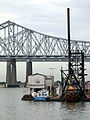 A. Robert Bleakley & The Greater New Orleans Bridge (New Orleans, LA) (6011412584).jpg