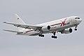 ABX Air Boeing 767 landing at St. Louis Lambert International Airport.jpg