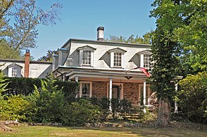 National Register of Historic Places listings in Saddle River, New Jersey