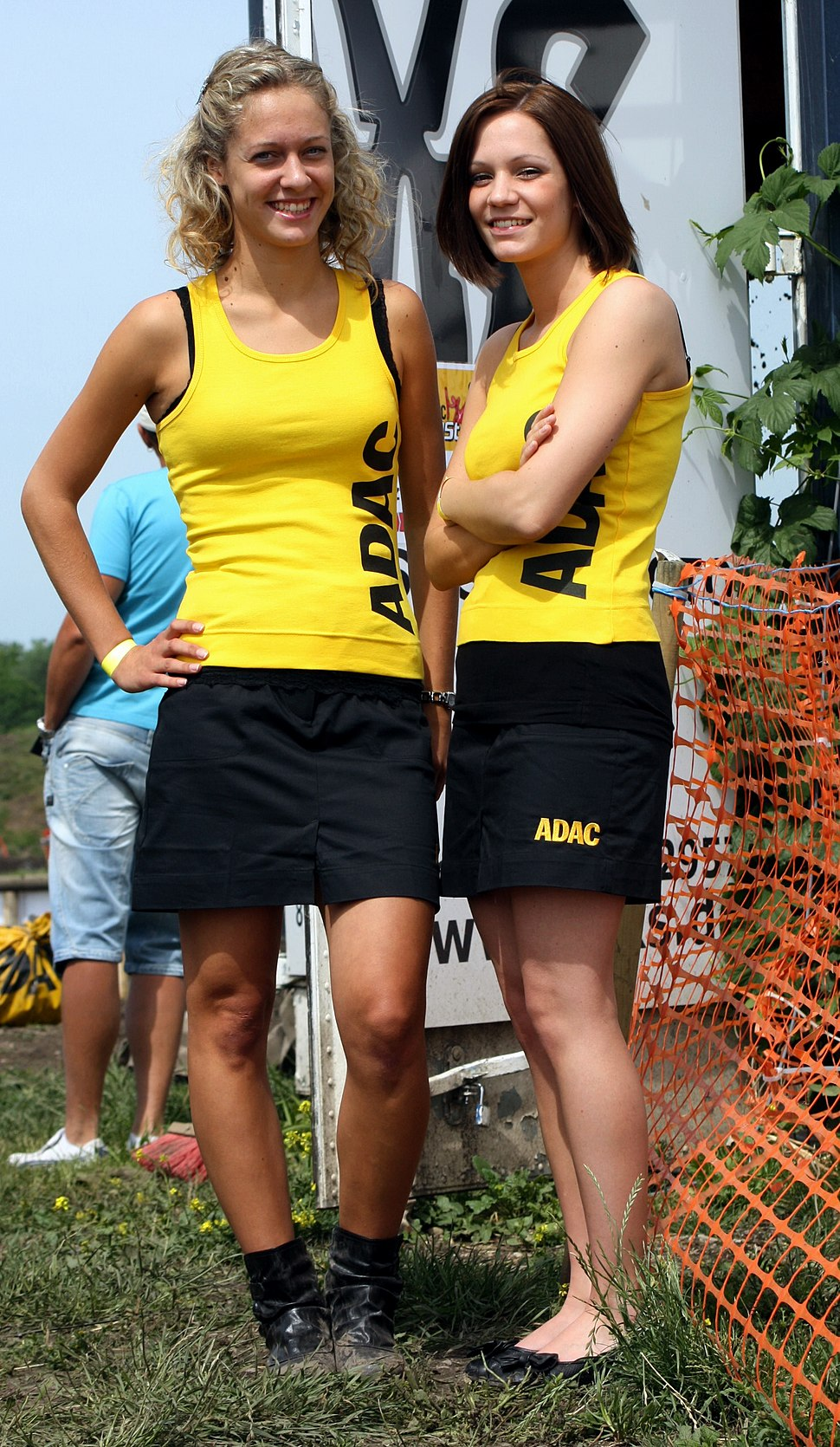 ADAC MX Masters ADAC Promotiongirls