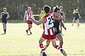 AFL Bond University Bullsharks (18147847811).jpg