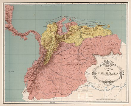 Independencia De Colombia Wikiwand
