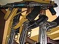 AK-47s in Jalalabad, Afghanistan.jpg