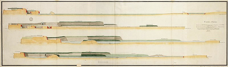 File:AMH-6121-NA Cross sections for improvements to the fort at Colombo, part G.jpg