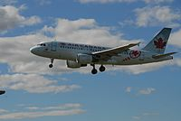 C-GBHZ - A319 - Air Canada Rouge