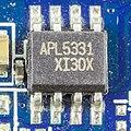 ATI Radeon X1300 256MB - Anpec APL5331-5395.jpg