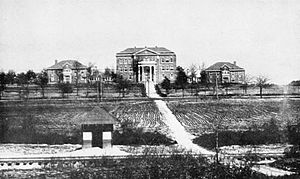 Anderson University (South Carolina) - Anderson College in 1911