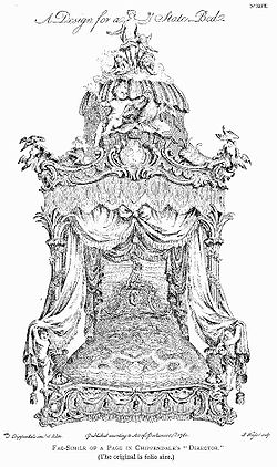 A Design for a State Bed From Chippendale's Director.jpg