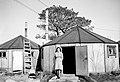 A Finnish soldier's hut on Signilskär-Enskär, Åland, April 1944.jpg