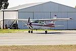 A R H Contractors Pty Ltd (VH-YRG) Cessna R182RG Skylane at Wagga Wagga Airport.jpg