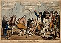 A bare-knuckled boxing match between the Prince of Wales and Wellcome V0050165.jpg