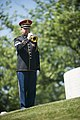 A ceremony honoring Hmong and Lao combat veterans at the memorial tree and plaque in Arlington National Cemetery (17503655218).jpg