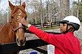 A horse, friend 170318-A-ZG886-251.jpg