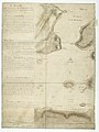 A plan of the principle part of Cork Harbour shewing the situation of the several batteries erected for its defence in 1752 and in 1779. RMG K0968.jpg
