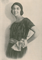 A poetisa Fernanda de Castro, cliché Foto-Brazil - Ilustração Portuguesa (5Nov1921).png