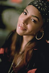f291bda4889 American singer Aaliyah is known as the