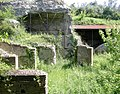 Abandoned excavations of the ancient Roman Bath at Vicarello, Lake Bracciano, Rome.jpg