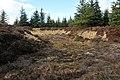 Abandoned small gravel pit near Wester Cudrish - geograph.org.uk - 1773215.jpg