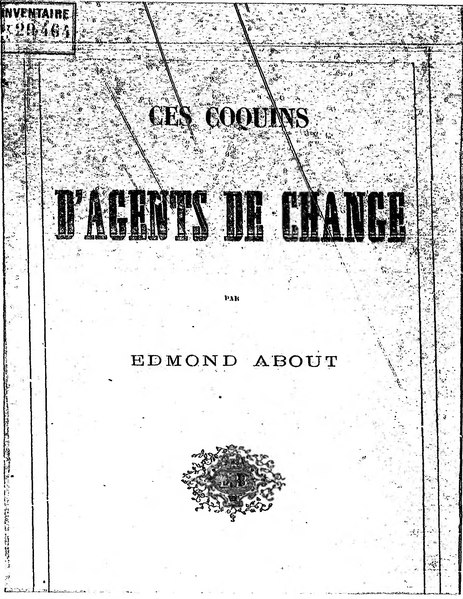 File:About - Ces coquins d'agents de change, 1861.djvu