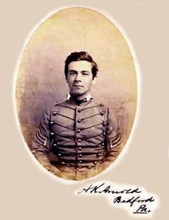 Abraham Arnold - Abraham Arnold