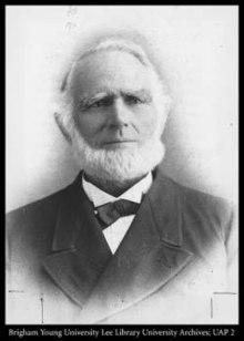 SMOOT, Abraham Owen