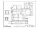 Abram G. Eckerson House, Chestnut Ridge Road, Montvale, Bergen County, NJ HABS NJ,2-MONT,1- (sheet 7 of 17).png