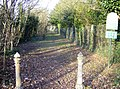 Access to Prospect Park - geograph.org.uk - 648044.jpg
