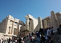 Acròpoli d'Atenes, Propileus.JPG