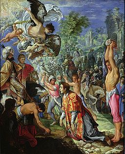 Adam Elsheimer stoning Stephen